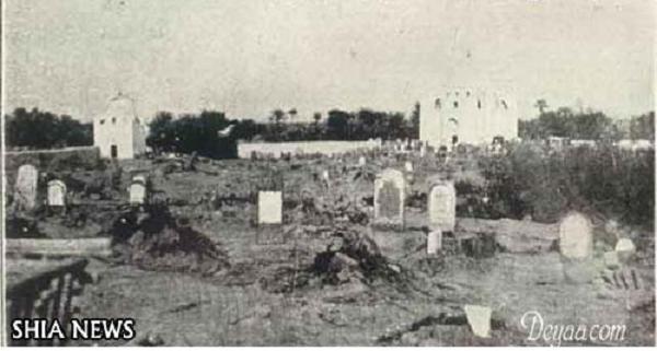 زيارة القبور التي في بقيع الغرقد Attachment